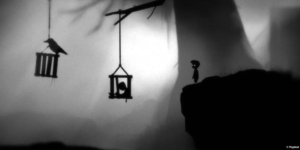 Limbo ab heute gratis im Epic Games Store