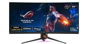 Gaming-Display der HMX2: ASUS ROG PG35VQ