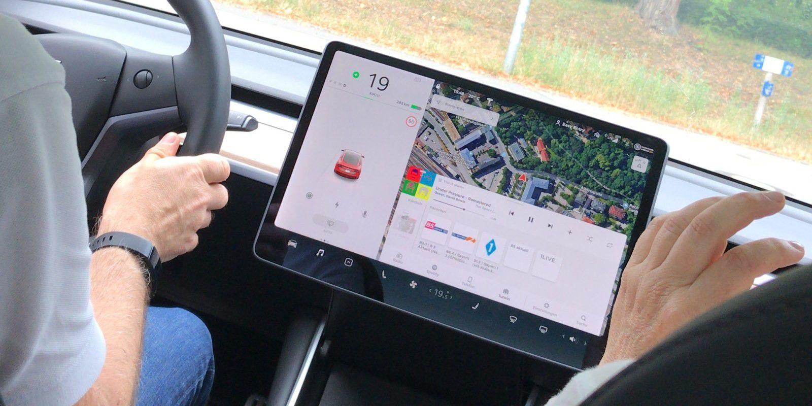 Tesla Model 3 im Test: Irre Beschleunigung, rasanter 15-Zöller und