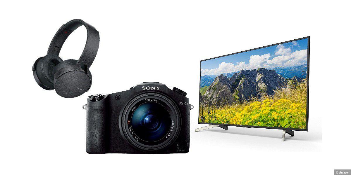 Reduzierte Sony-Produkte bei Amazon im Angebot