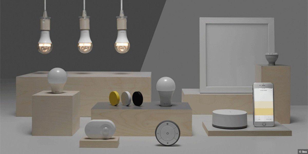 Ikea: Eigener Geschäftsbereich für Smart Home