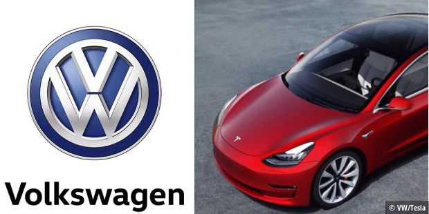 Gerücht: VW könnte bei Tesla einsteigen
