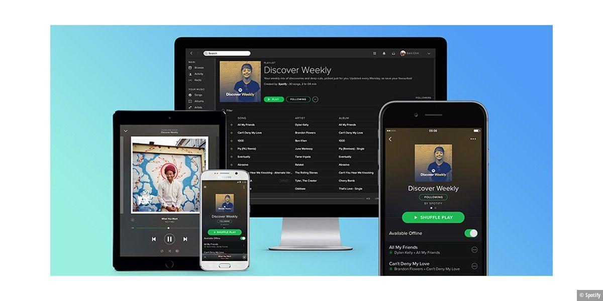 Spotify Premium jetzt die ersten drei Monate gratis