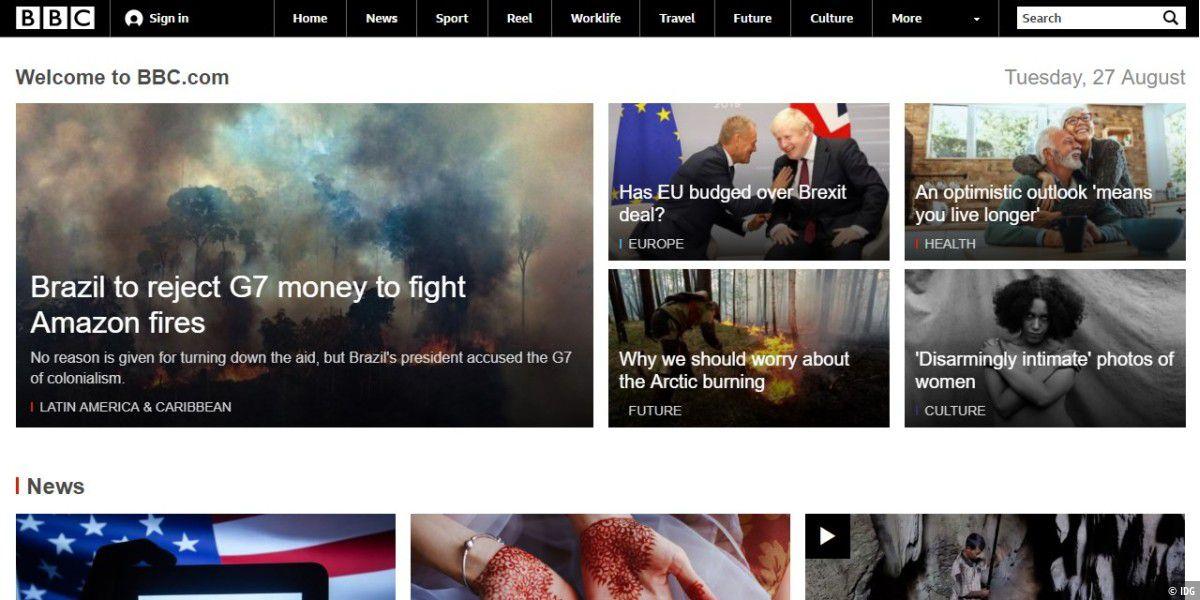 Beeb: BBC greift Alexa, Google Assistant, Siri & Cortana an