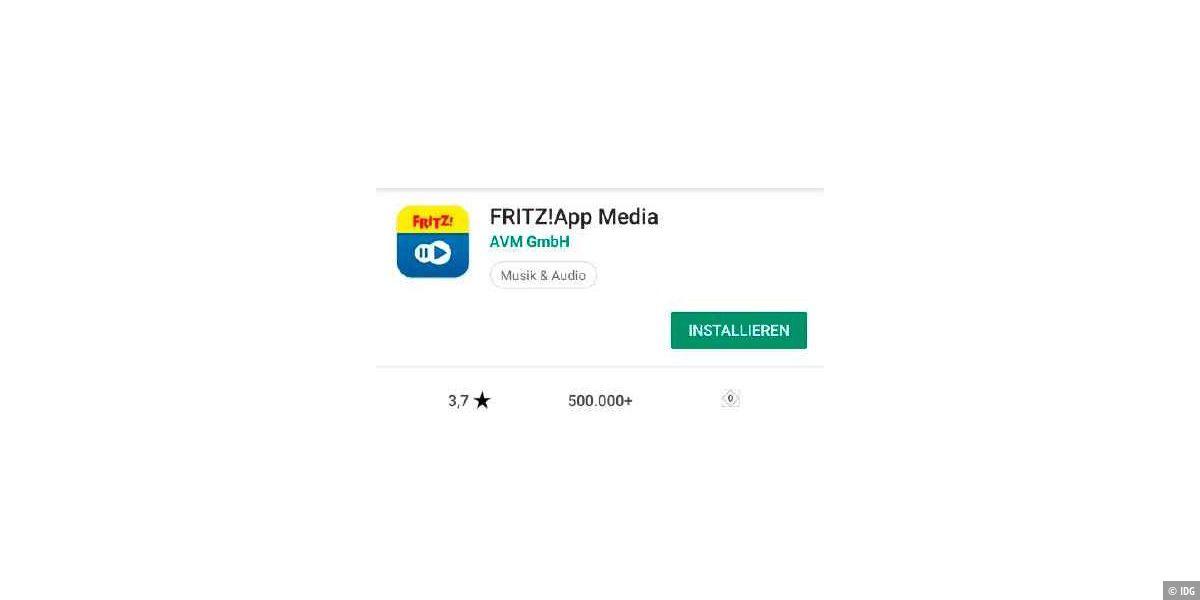 Medienwiedergabe per Android-Gerät steuern