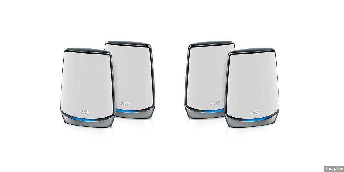 Netgear unterstützt mit Orbi Wi-Fi 6