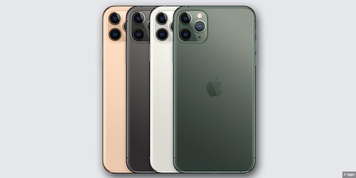 Das sagen die Tester über iPhone 11 (Pro (Max))