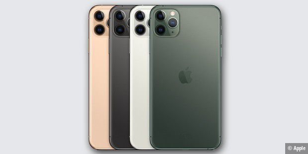 iphone 11 pro vs iphone xs lohnt sich das upgrade. Black Bedroom Furniture Sets. Home Design Ideas