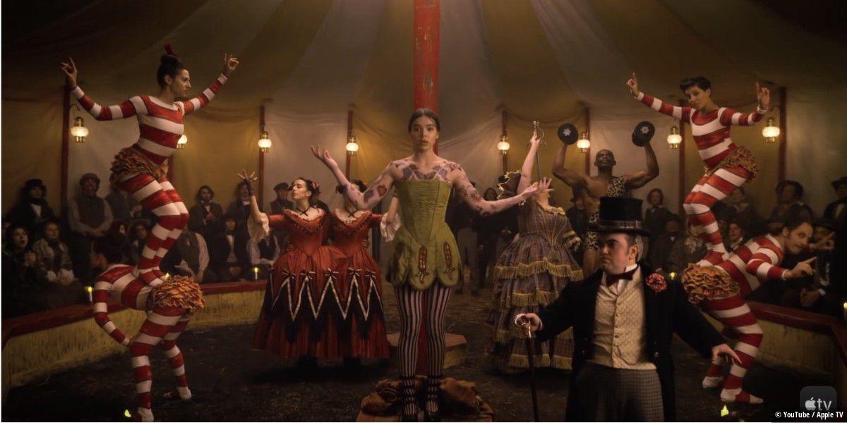 "Apple TV+: ""Dickinson"" debütiert auf Tribeca-Festival"