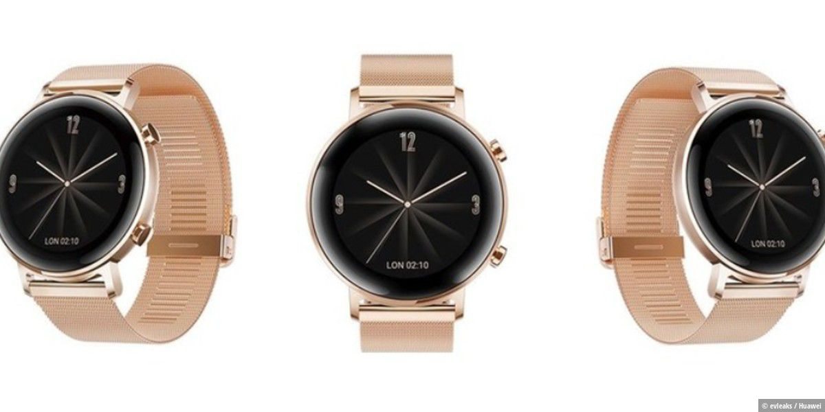 Huawei Watch GT2: Leak zeigt neue Smartwatch