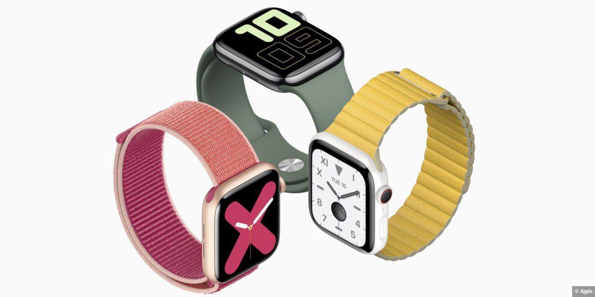 Tester loben Always-On-Display der Apple Watch