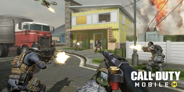 """Call of Duty: Mobile"" erscheint am 1. Oktober 2019"