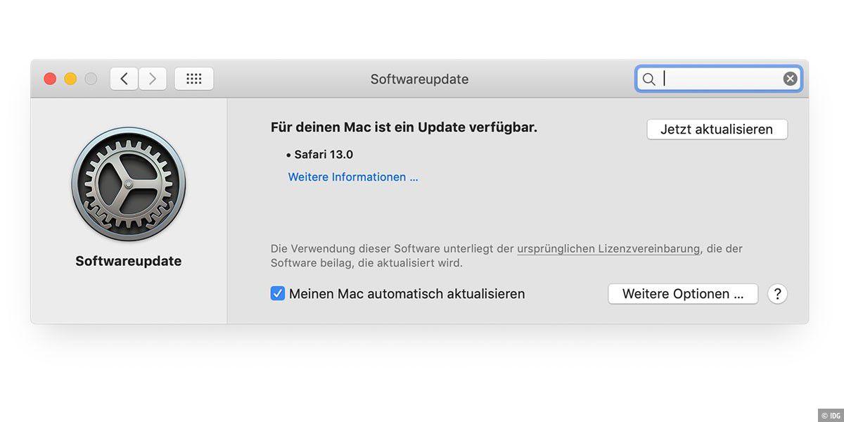Apple veröffentlicht Safari 13 für den Mac