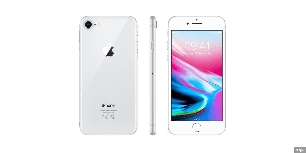 iPhone 8 & iPhone 8 Plus zum besten Preis kaufen