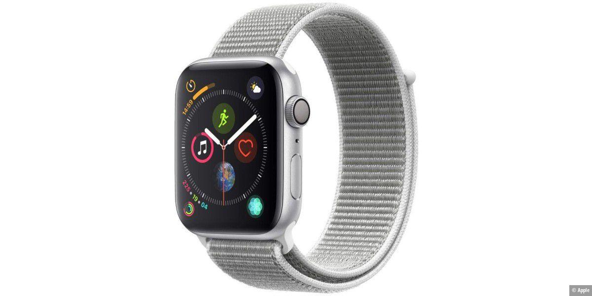 Apple Watch Series 4 um 60 Euro reduziert