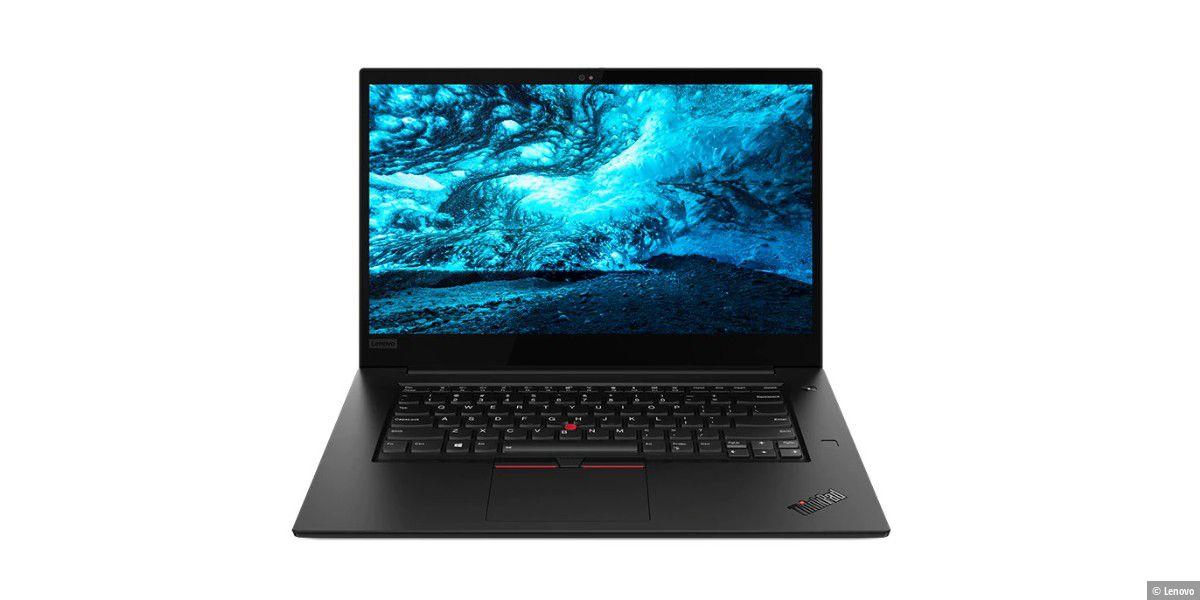Test: Lenovo Thinkpad X1 Extreme (2019)