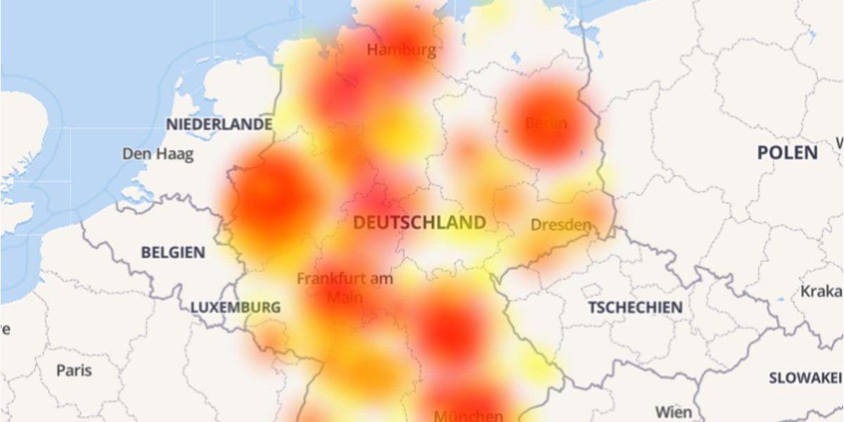 DHL: Massive Störung seit heute Morgen