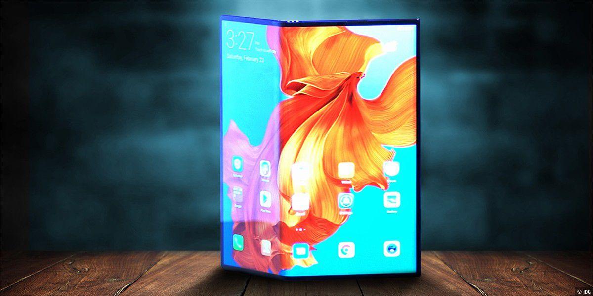 Huawei Mate X: Release noch im Oktober?