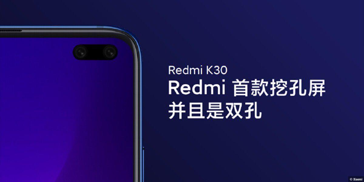 5G-Smartphone: Erste Details zum Redmi K30