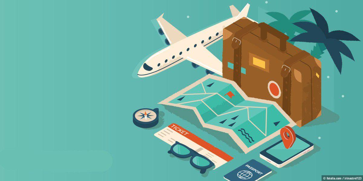 Mit VPN bei der Flugbuchung Geld sparen
