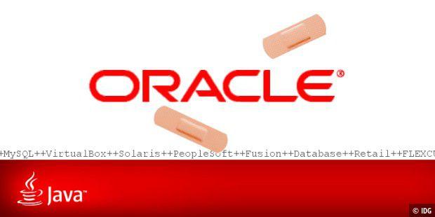 Oracle beseitigt mehr als 200 Schwachstellen