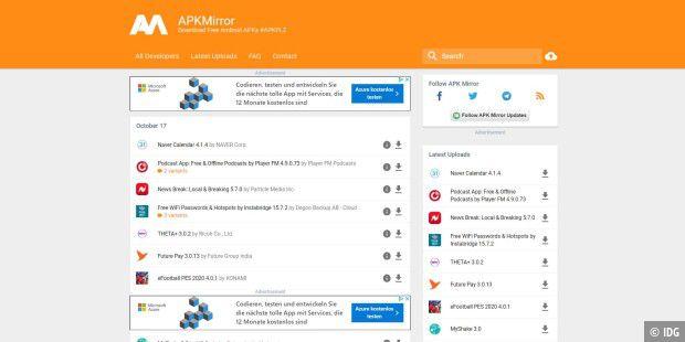 Google Play Dienste Apk Mirror