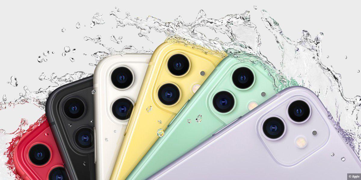 Optimistische Prognose zu iPhone-11-Verkäufen in China