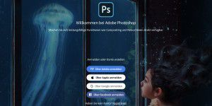 Adobe Photoshop fürs iPad erschienen