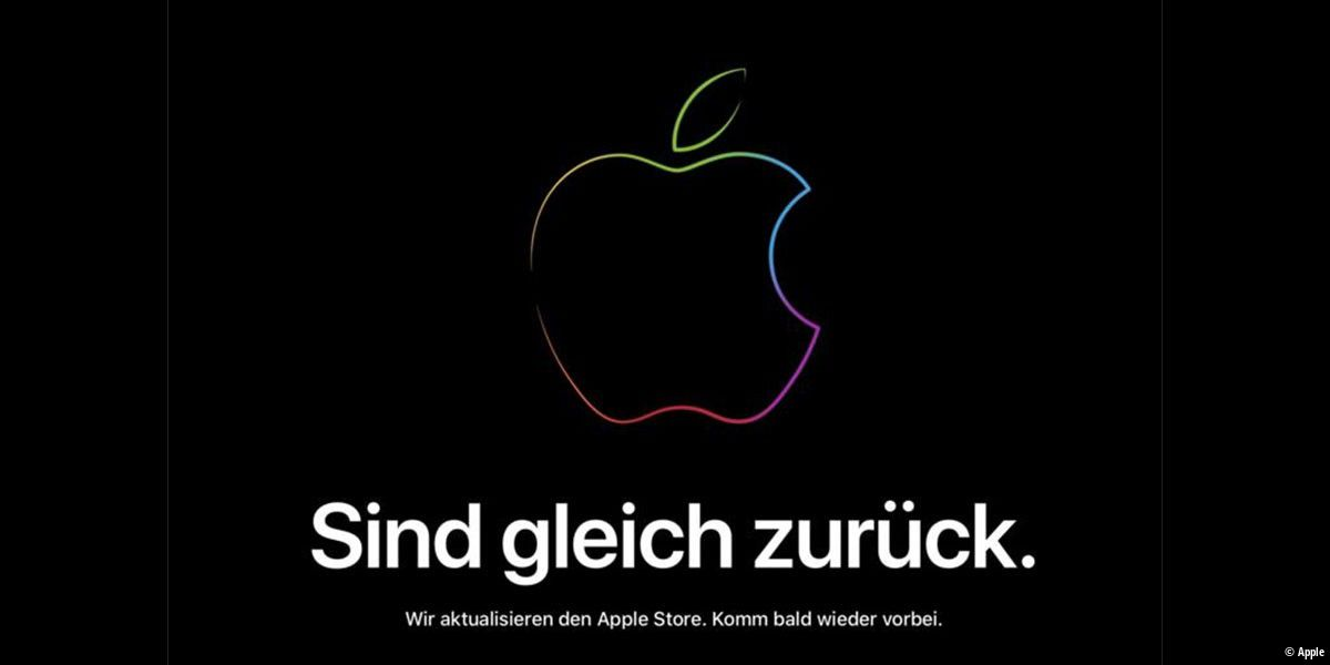 """22 Jahre Apple Store: """"Gleich zurück"""" als Verheißung"""