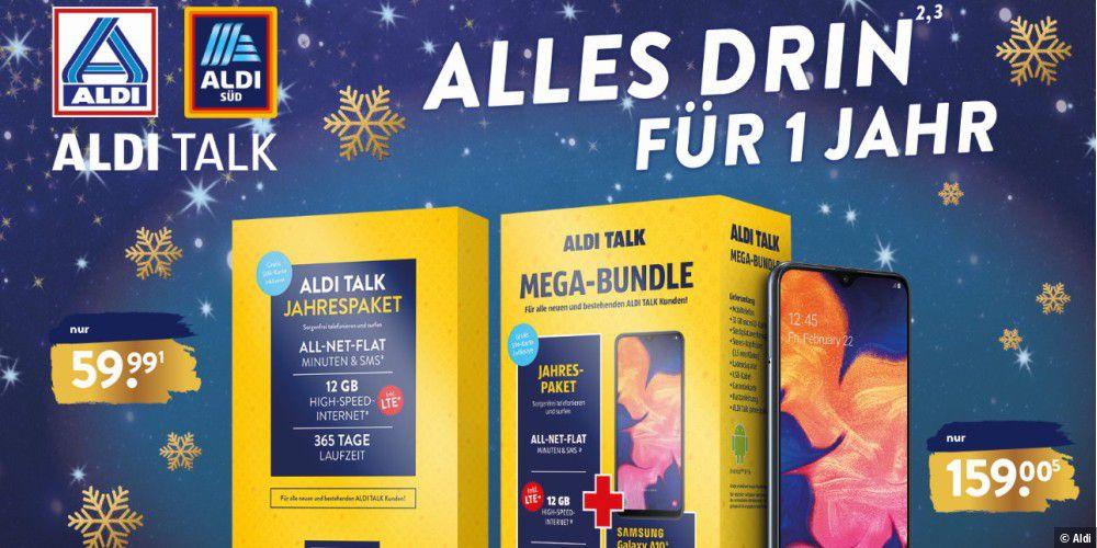 Aldi Talk Angebot 60 Euro