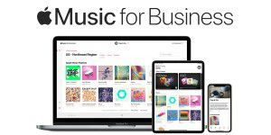 Apple Music for Business beschallt Kaufhäuser