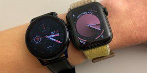 Samsung Active 2 – eine runde Apple-Watch-Alternative?