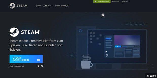 Steam soll auf Chromebooks laufen
