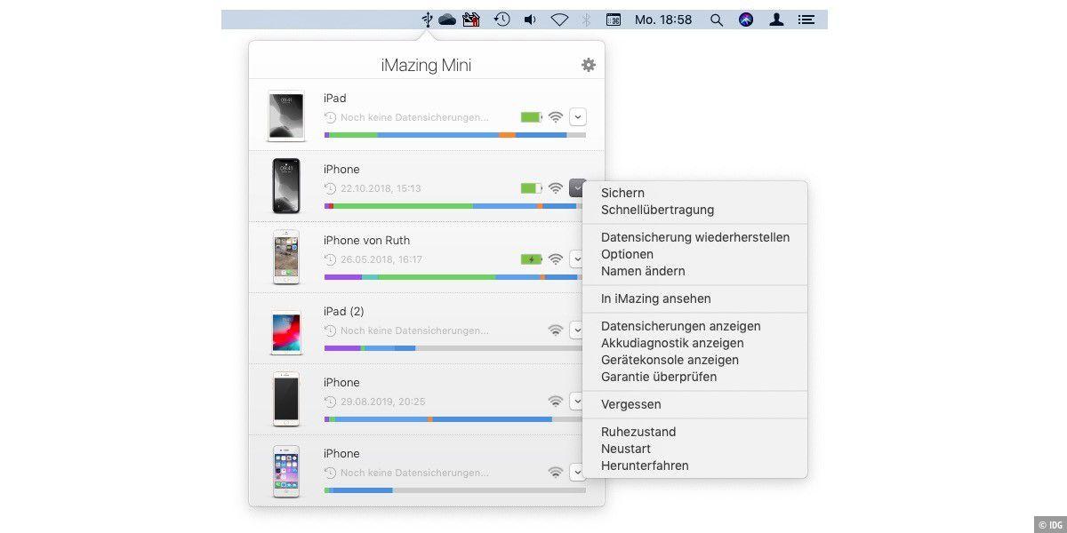 iTunes-Alternative: iPhone und iPad mit iMazing verwalten