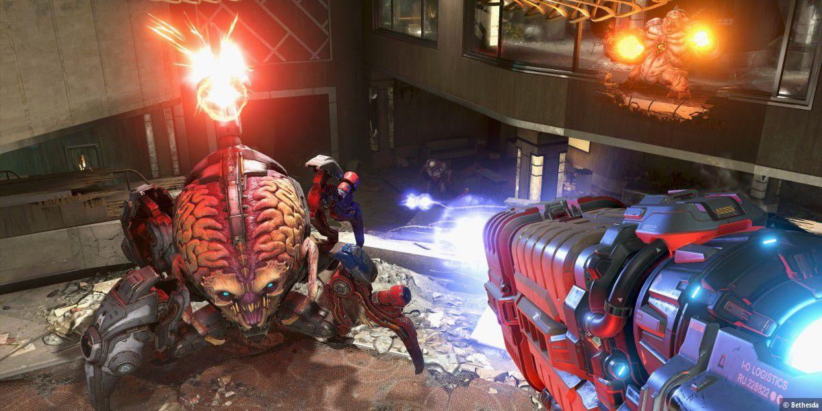 Doom Eternal (Preview): Wir haben es 3 Stunden gespielt