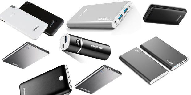 Test: Powerbanks