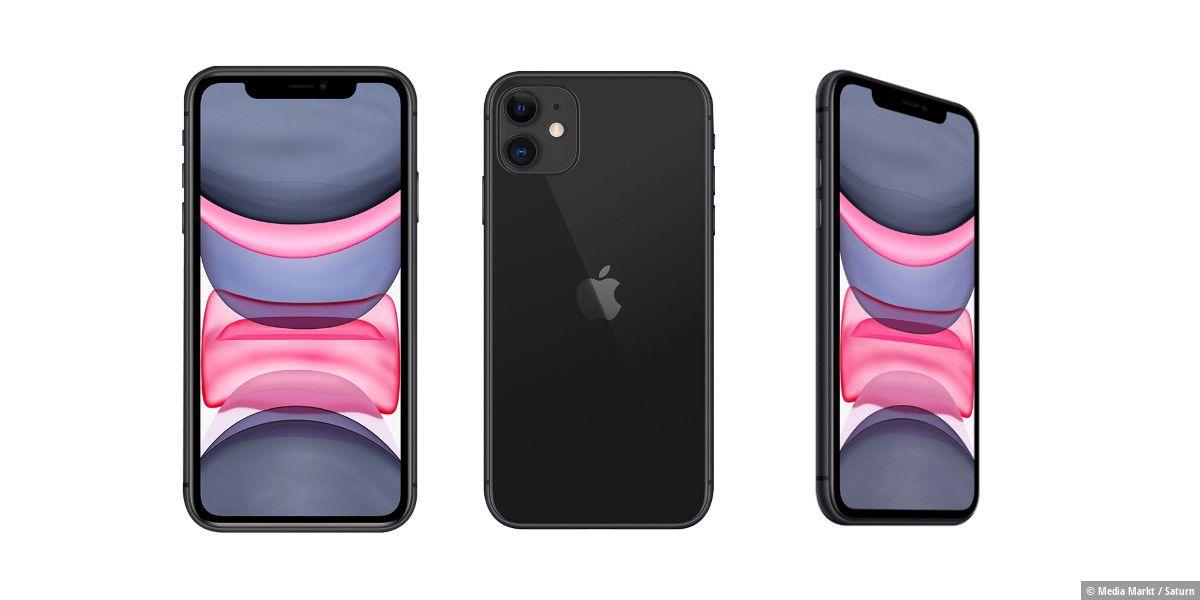 iPhone 11 mit 40 GB Volumen für unter 10 Euro monatlich