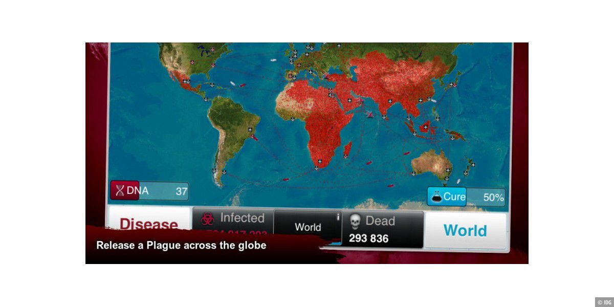 Chinesische Regierung lässt Plague-App entfernen