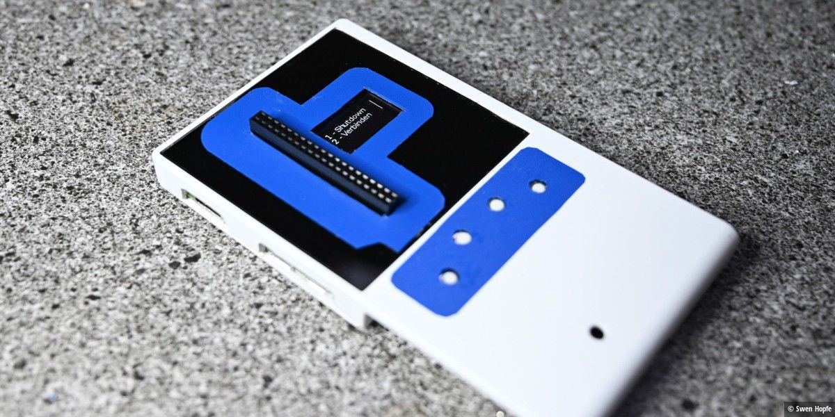 Kamera per WiFi fernsteuern mit Raspi Zero W