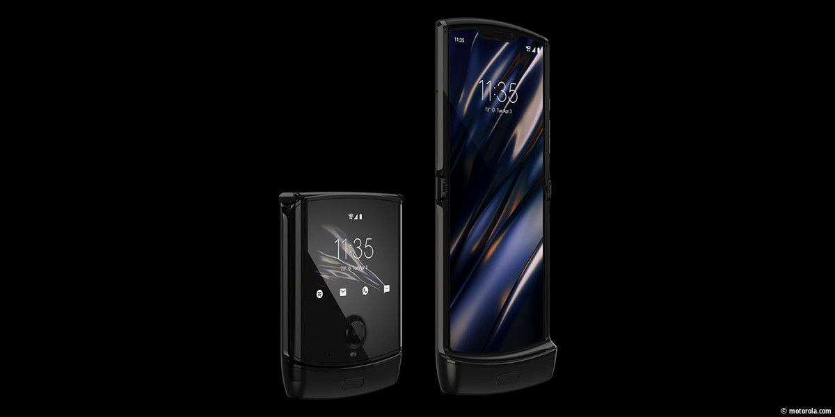Falt-Smartphone: Motorola plant neues Razr-Modell