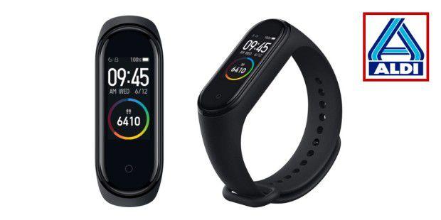 Aldi-Deal: Fitnesstracker von Xiaomi zum Top-Preis