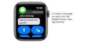 Indiskrete Apple Watch: Gelöschte Messages bleiben