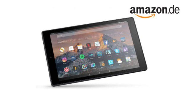 Amazon-Tablet Fire HD 10 für unter 100 Euro