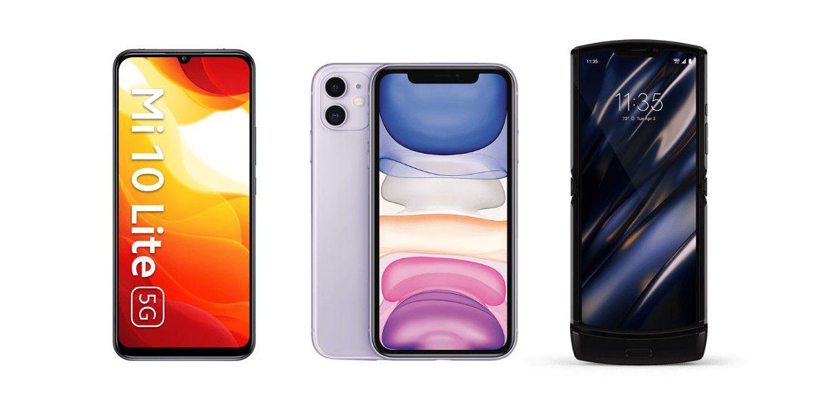 Smartphone-Deals: Handys zu Hammerpreisen