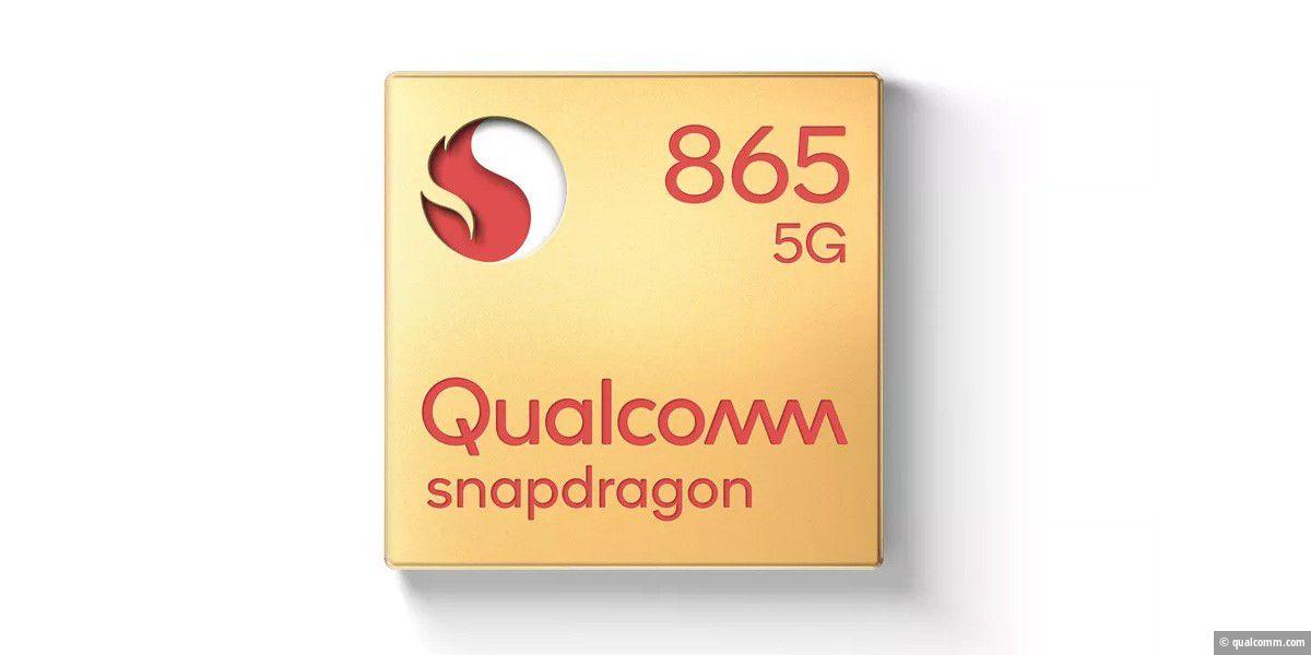 Snapdragon 865 Plus mit 10 Prozent mehr Leistung