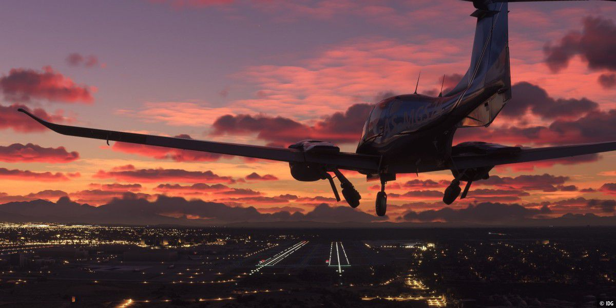 Microsoft Flight Simulator 2020 gespielt: Pure Magie