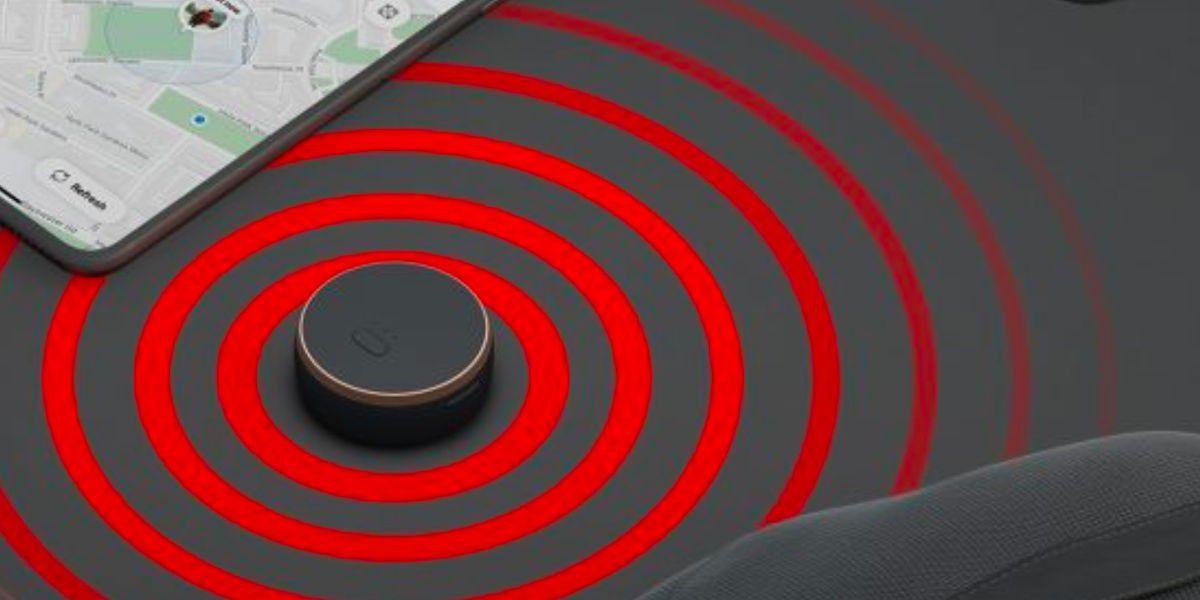 Vodafone GPS-Tracker Curve für nur 52,50 Euro