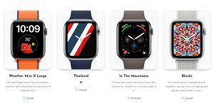 Gratis-App für Apple Watch: Must-Have für Watch-Faces