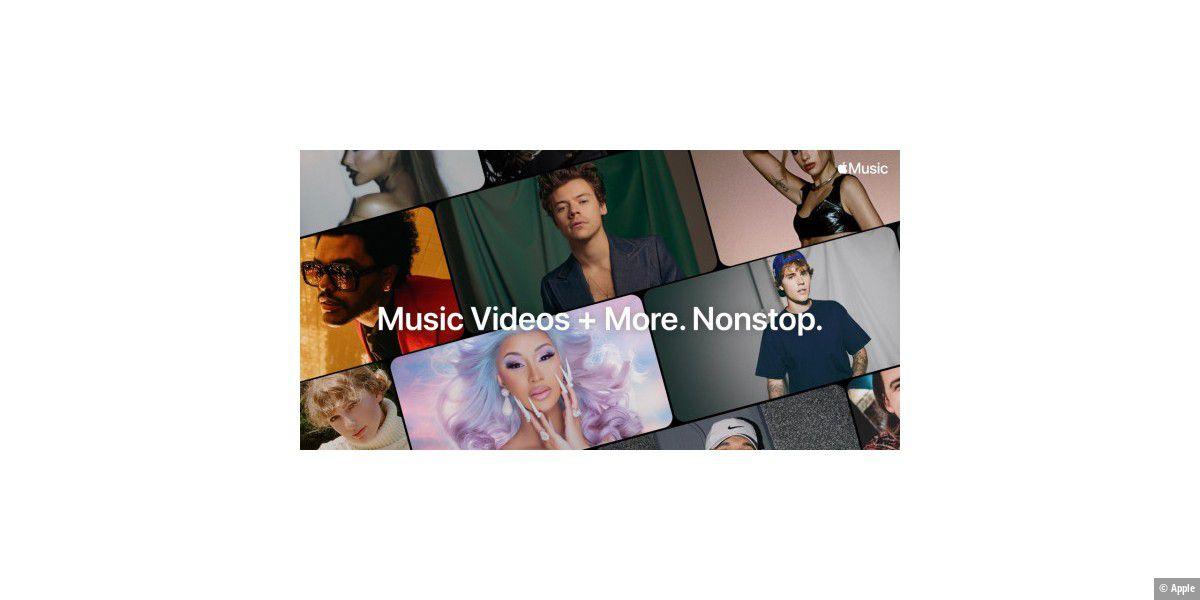 Apple startet Youtube-Konkurrenz mit Musik-Videos