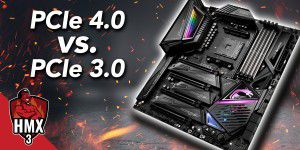 PCIe 4.0 vs. 3.0: Gaming- & SSD-Test
